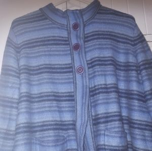 Tops - Comfy button up sweater size 2x